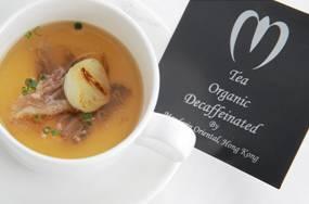 Cathay Pacific Mandarin Oriental partnership for in-flight dining menu