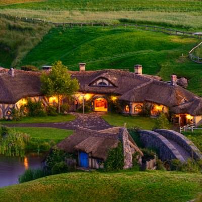 The Hobbit movie location