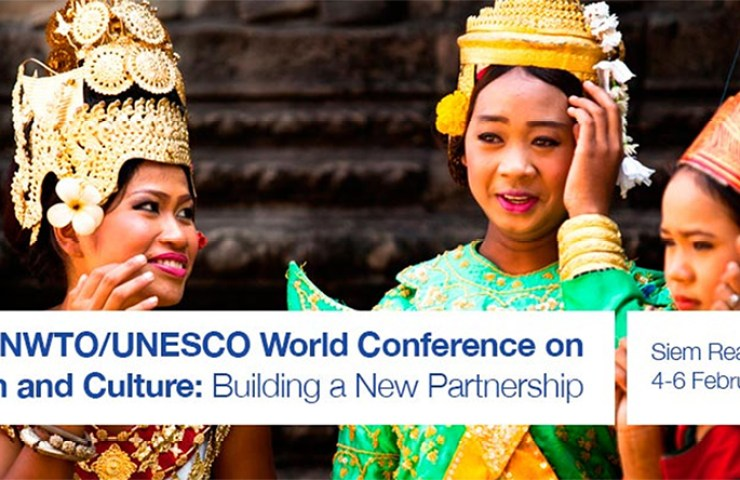UNWTO/UNESCO World Conference on Tourism and Culture: Welcome to Cambodia