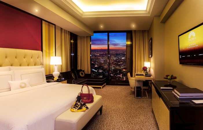 The Trans Luxury Hotel Premiere Room