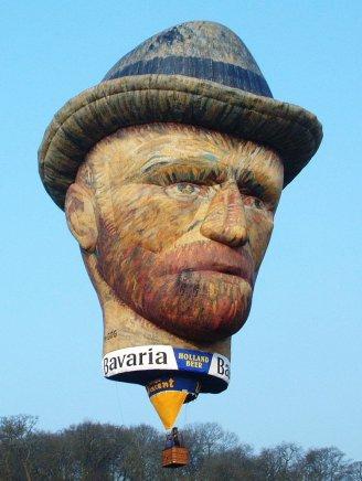 Van Gogh Balloon