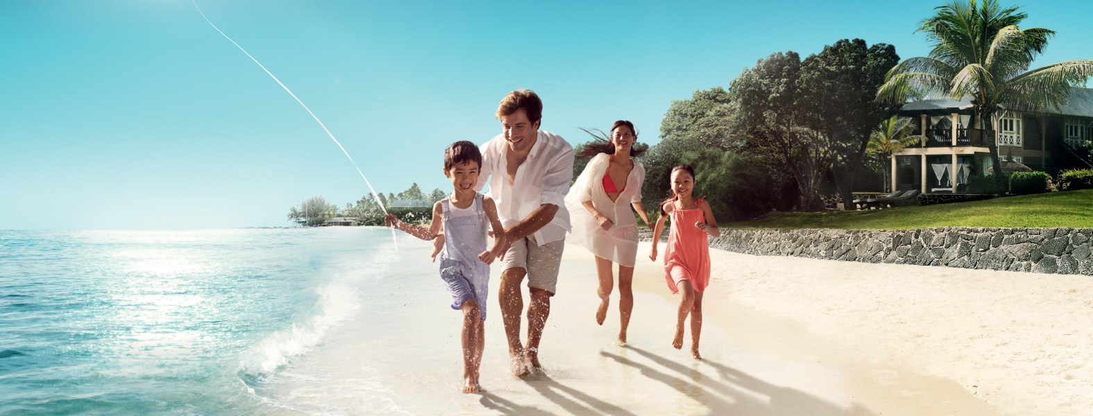 Create Special Memories with Your Loved Ones at Club Med's Family Nature Fun this Summer