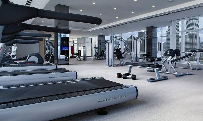 Fraser Residence Sky Gym