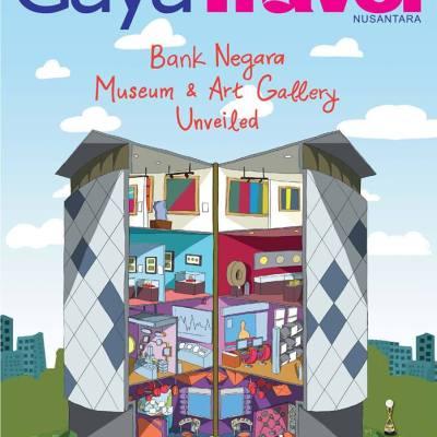 Issue 10.2 - Bank Negara Museum & Art Gallery Unveiled