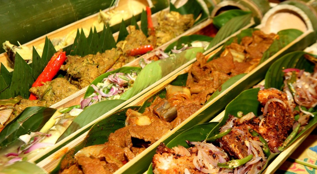 Buka Puasa with Traditional Authentic Dishes from Hulu Perak
