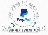 Paypal Summer Essentials logo
