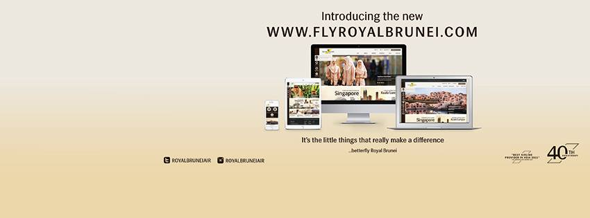 Amadeus Powers Royal Brunei Airlines' Online and Mobile Facelift