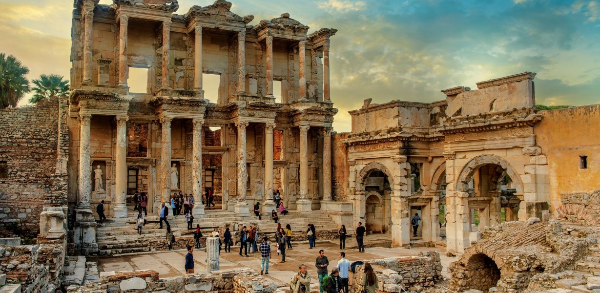 Two Turkish Sites Added to theUNESCO's 2015 World Heritage List