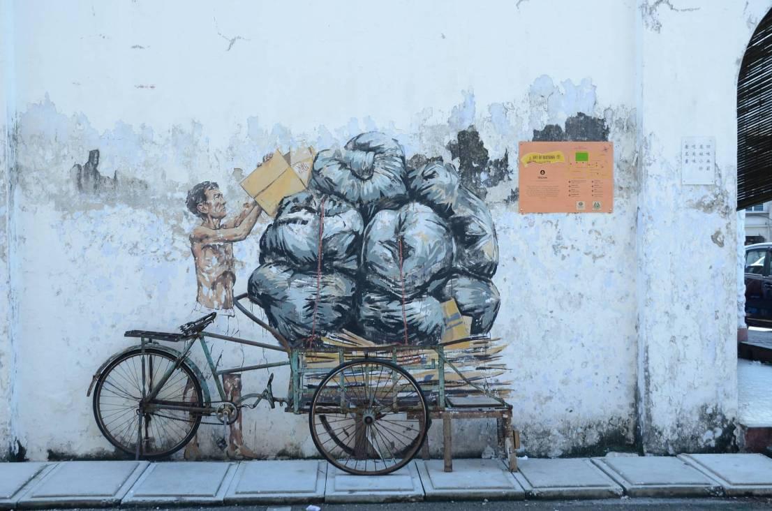 Ipoh Mural Art