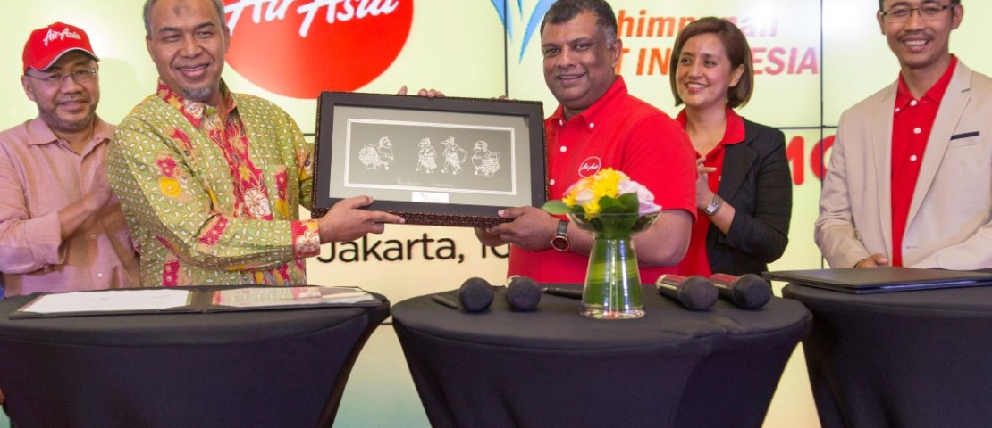 AirAsia and PBMT Indonesia to Support the Development of Productive Communities
