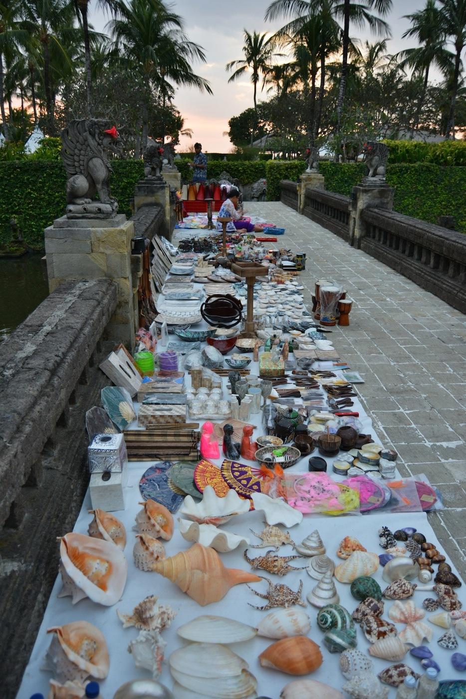 Art Market at InterContinental Bali Resort