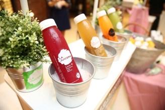 La Juiceria spread at Pavilion Kuala Lumpur's launch of Journey of Taste.