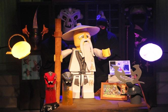 LEGO Ninjago and The Realm of Shadows