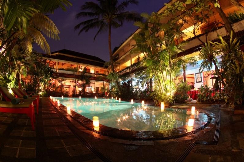 Hotel Tugu Malang Pool