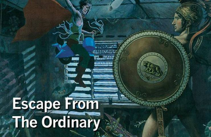 Issue 10.3 - Escape From The Ordinary - National Visual Arts Gallery