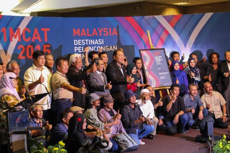 1Malaysia Contemporary Art Tourism (1MCAT) Festival