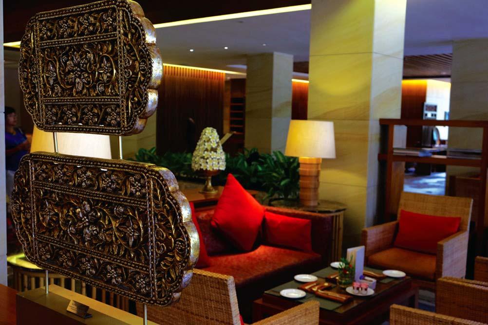Living it Up at Shangri-La's Rasa Sayang's Rasa Wing