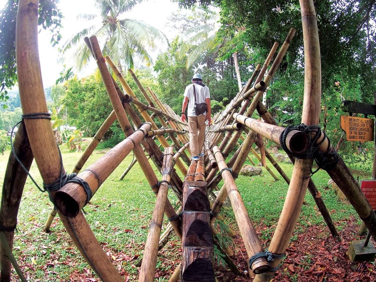 Kuching: The Door To Borneo