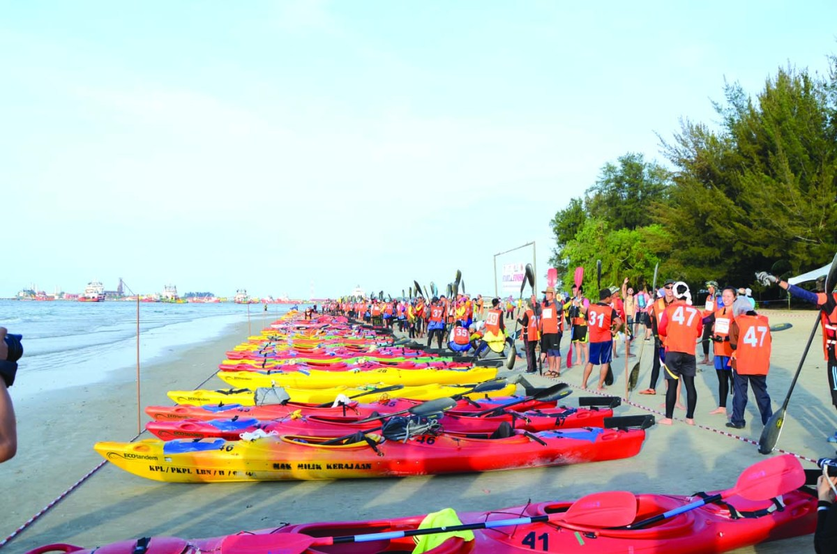 Labuan flexed its muscles during Malaysia Water Festival – Labuan National Sea Challenge