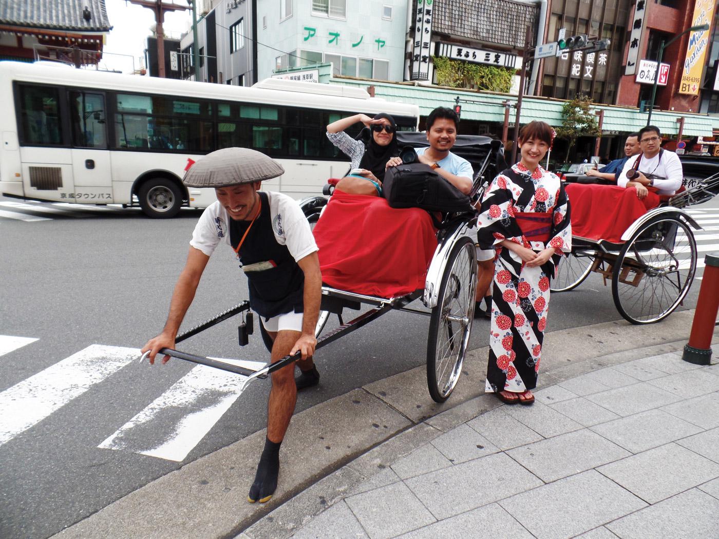 Tokyo in Six Days