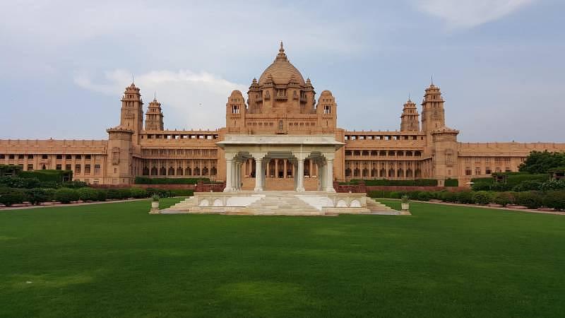 Umaid Bhawan Palace Jodhpur_Jodhpur_India