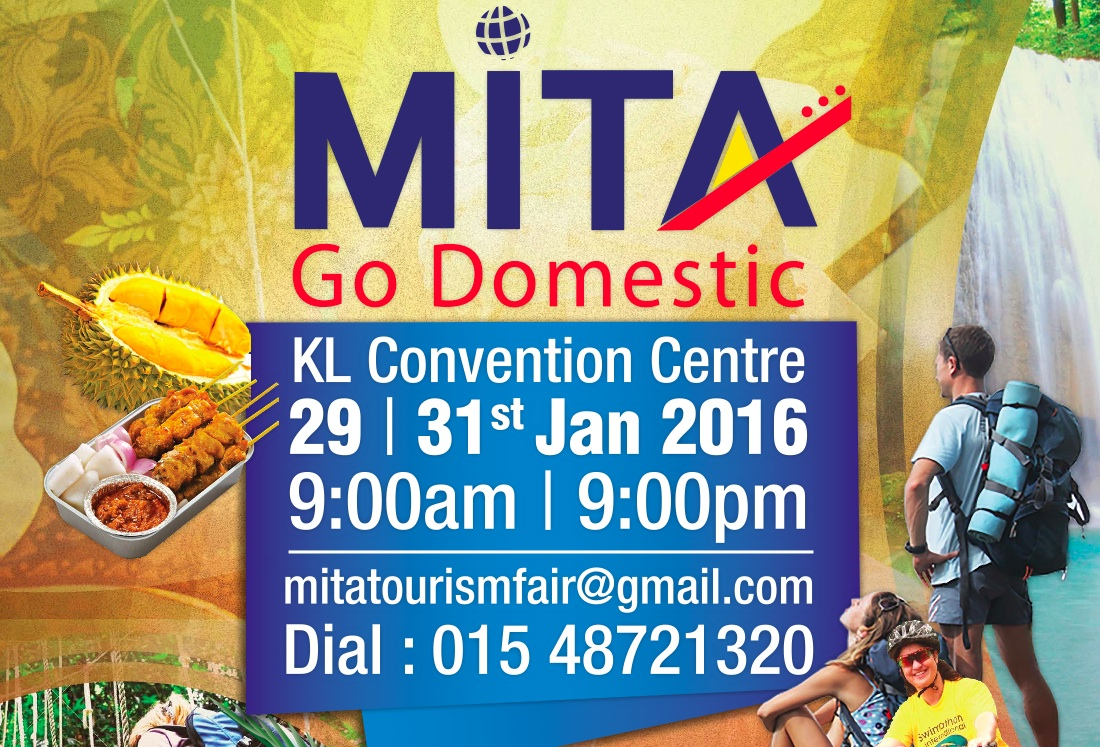MITA Tourism Fair 2016, A Gathering of Tourism Industry Players