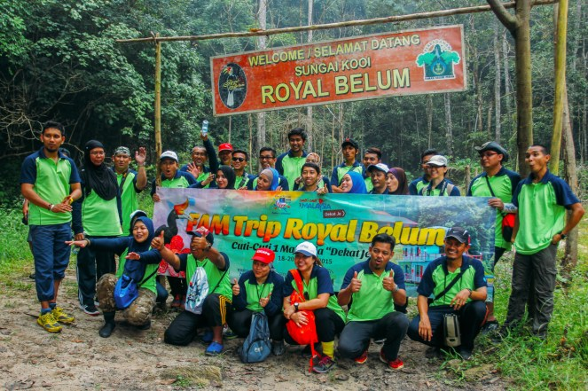 Enchanting Royal Belum
