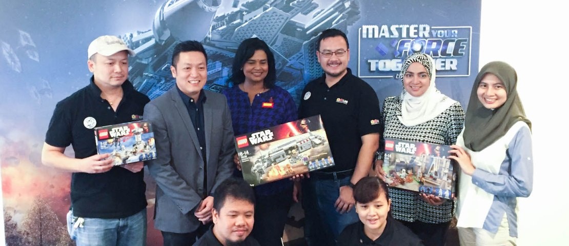 Master Your Force this May with The LEGO® Group and LEGOLAND® Malaysia Resort