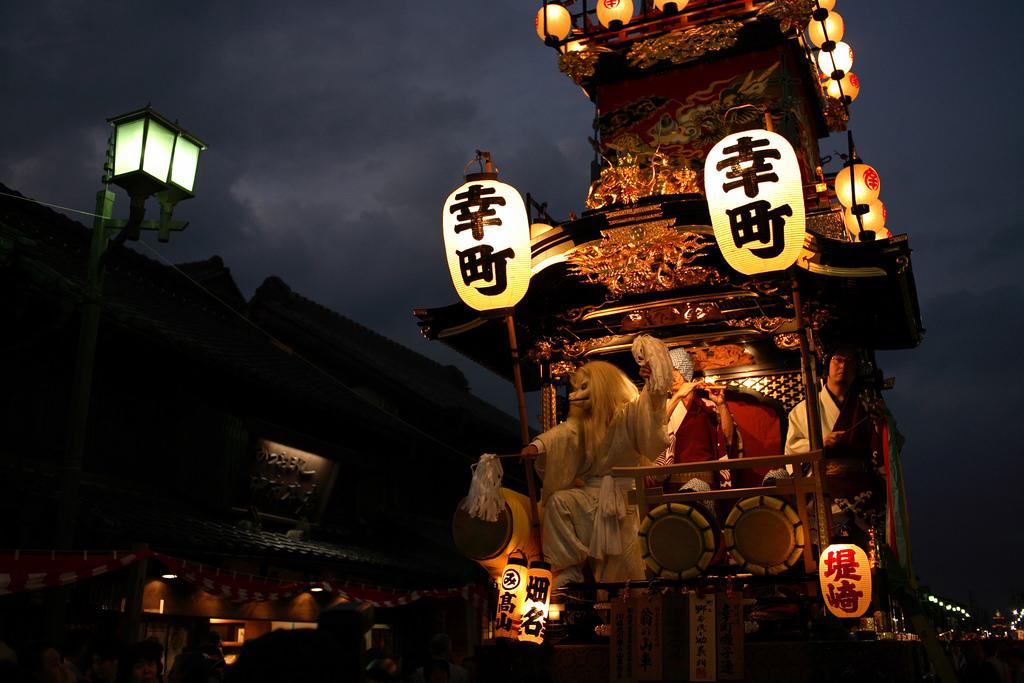 Kawagoe Festival Museum (Image via www.travelinboots.com)