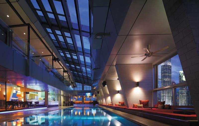Trading Up for a Luxurious Stay in the heart of KL – Traders Hotel Kuala Lumpur by Shangri-La