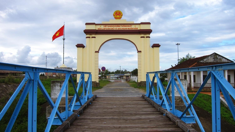 Vietnam Demilitarized Zone (DMZ)