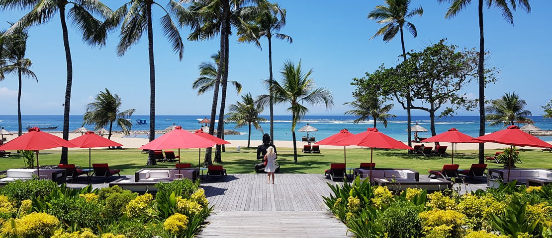 Bali's Club Med Welcomes Families