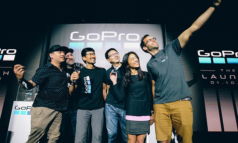 GoPro, Now and End-to-End Storytelling Solution