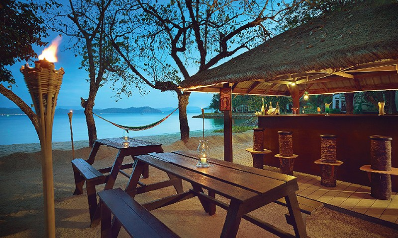 A Private Island Getaway in Langkawi