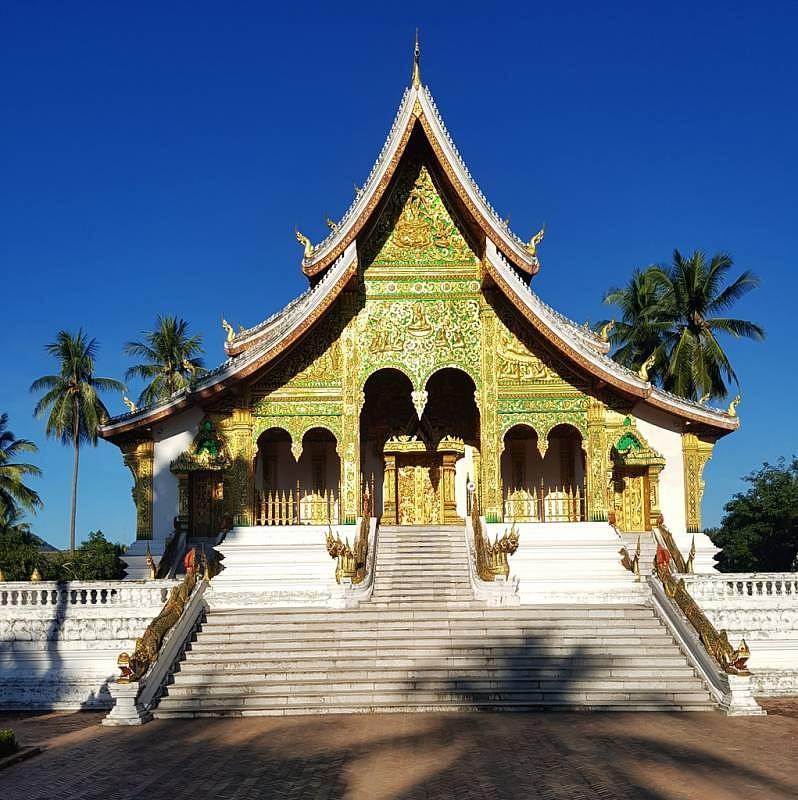 Royal Palace Museum in Luang Prabang