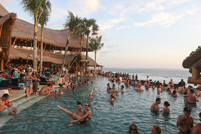 Finns Expands to Bali's Biggest Beach Club!