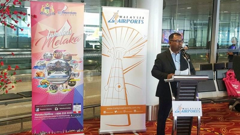 Malaysia Airports and Tourism Melaka Set to Welcome More Chinese Tourists