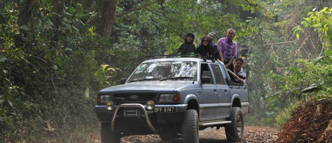 Discovering the Land of Mat Kilau