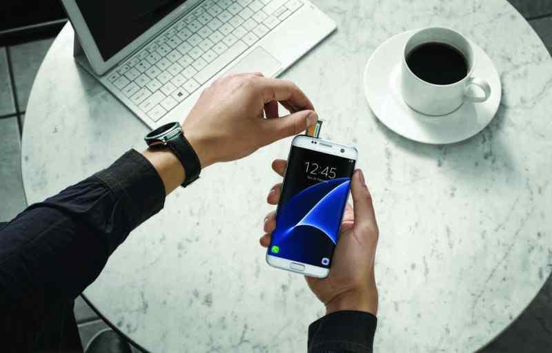Rethink what a phone can do, Samsung Galaxy S7 Edge