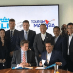 Tourism Malaysia and KLM Sign Promotional Agreement
