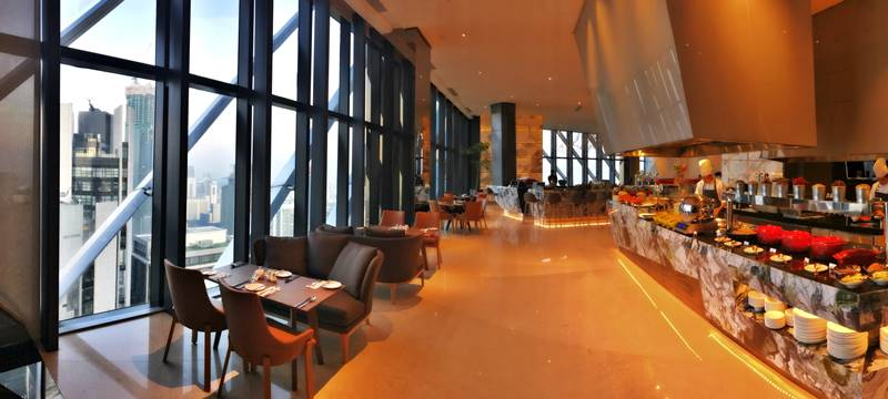 Sky Dining Experience at Element Kuala Lumpur