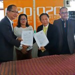 MOU Signing Between MyBHA and O2O Commerce Sdn Bhd