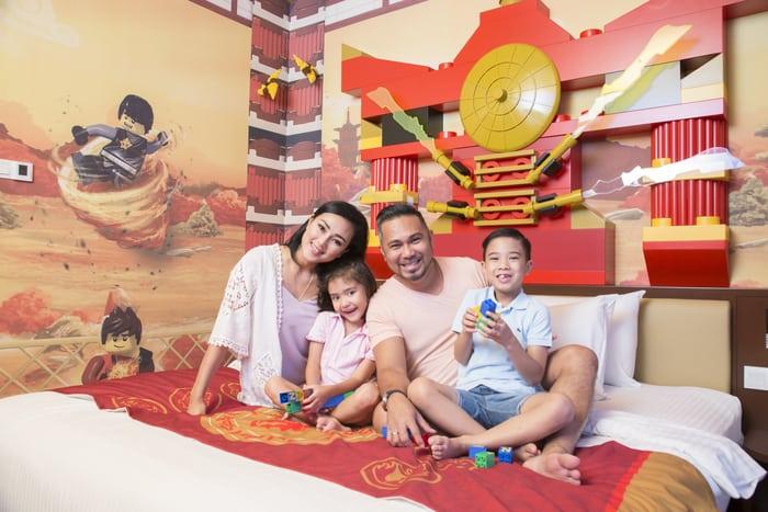 NINJAGO™ Themed Rooms Launched at LEGOLAND® Malaysia Resort