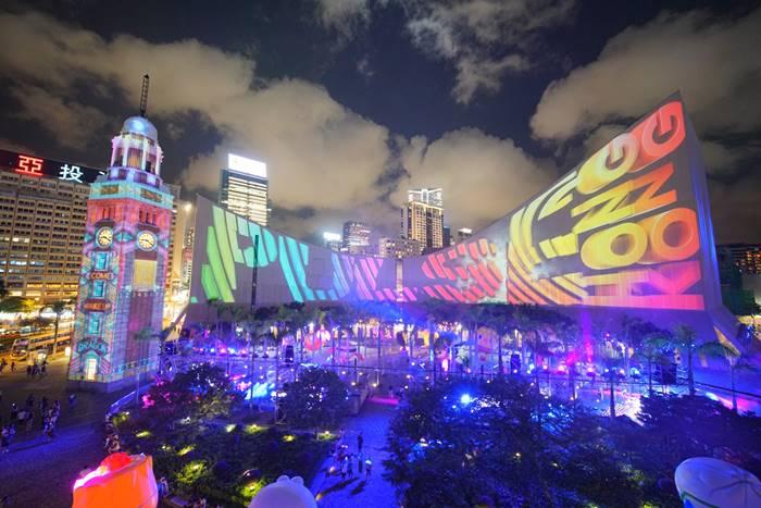 The Brand New Hong Kong Pulse Light Show