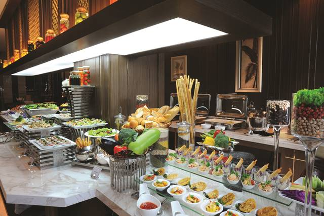 (Relishing It At Al Meroz Hotel, Thailand's First Halal-Certified Hotel)