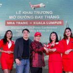 AirAsia Marks History As The First Airline To Fly To Nha Trang, Vietnam from Malaysia