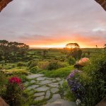 Birthday Celebrations At Hobbiton Movie Set For International Hobbit Day In New Zealand