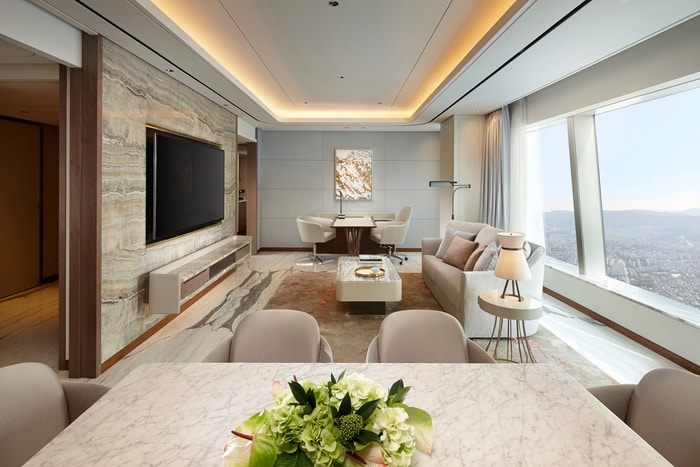 Wilson Associates Brings Revolutionary Design to Signiel Hotel at Lotte World Tower in Seoul, South Korea