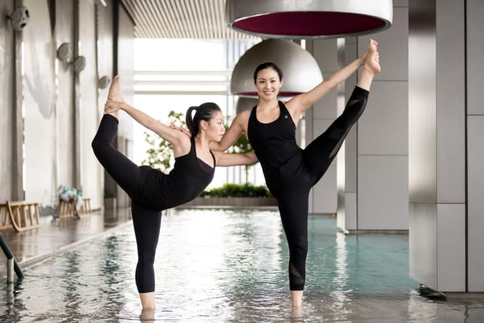 JW Marriott Hotels & Resorts Worlwide Launches 'Behind the Barre' Workouts
