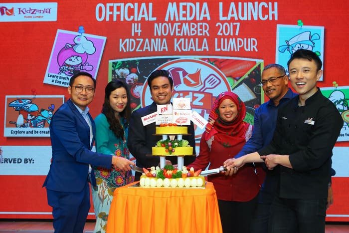 Kidzania Kuala Lumpur's 'Kidz vs Food 2.0':  Cook Up a Storm for Your Parents This School Holidays!